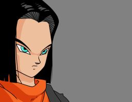 Android 17 by Gatnne