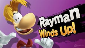 Rayman Winds Up by hextupleyoodot