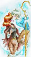 Kisssssyyyyy by oasiswinds