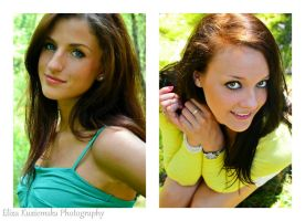 Sylwia and Paulina7 by ElizaKPhotography