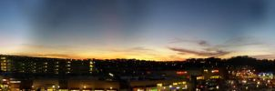 Daly City Panoramic by MariaDarling