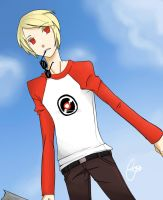 Dave Strider by cheyenne83058