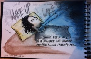 I Can't Ever Wake Up by onlyhopeformeismcr
