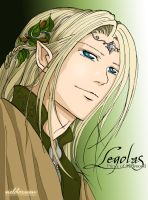 Prince of Mirkwood by Neldorwen