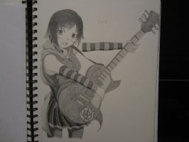 Ruby on Guitar by XxSgtCampbell