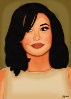 Naya Rivera by sabela04