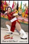Chun Li red by jnalye