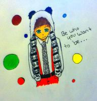 Be who you want to be by ninjalove134