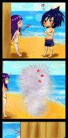 Jealousy by naruhina08lover
