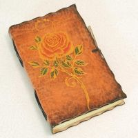ROSE journal by gildbookbinders