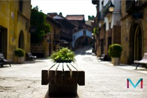 Spanish Village by vinayan