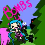 BOMBS 4 EVE 1 by MaxieGutter