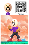 Rayman Mii by MarkProductions
