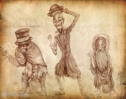 Haunted Mansion Picture 6 by madamenanas
