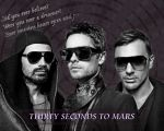 thirty seconds to mars by katheryn21