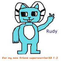 Gift special for Rudy! by onlycartoons