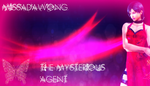 The Mysterious Agent by MissAdaWong