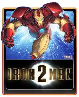 Ironman 2 by RobDuenas