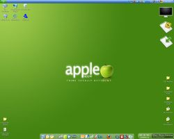 Apple Desktop by Easel