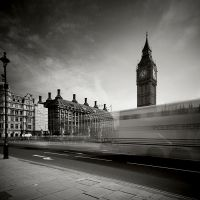 Big Ben by BelcyrPiotr