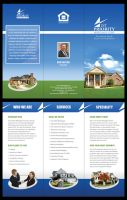 1PMC Brochure Design by J-a-z-z-z
