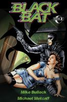 Black Bat cover by ShawnVanBriesen