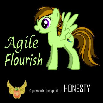 Agile Flourish by emii3942