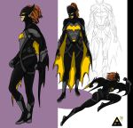 Batgirl Redesign by toekneearrows