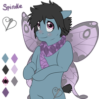 Spindle by moothequackingcow