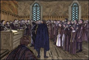 Salem Trial: Color Version by giadrosich