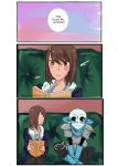 Someone you like: US Frans Comic: Pg 1 by Kitagami