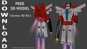Jetfire 1 - Model Download by 100SeedlessPenguins