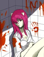 Elfen lied: Innocent V2 by Vidolus
