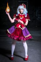 Eenie Meenie Miny BURN - Sweetheart Annie Cosplay by Amenoo