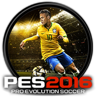 Pro Evolution Soccer (PES) 2016 - Icon by Blagoicons