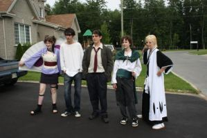 Otakuthon 2009, group shot by moordred-fangirl