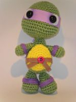 TMNT Donatello by Tia-tony