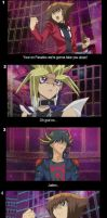 YuGiOh Protagonist Love  but uh no homo by YumiFireFox