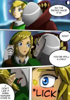 Link ghirahim part 1 re remake by heey1888