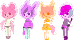 Space Bubble Babs | Sold, pending by Pocky-Babe