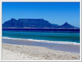 South Africa Table Mountain by MaksPyn