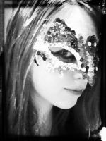 I Hide Behind a Mask and a Pretty Face by Everaani