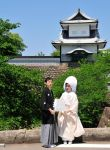 Japanese Bride and Groom by AndySerrano