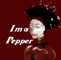 Are you a Pepper? by ArtKat