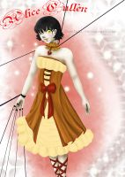 Alice Cullen by Huntball