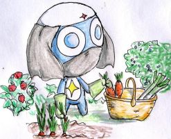 Dororo the gardener. by Windymon