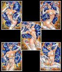 CAPCOM FELICIA PERSONAL SKETCH CARDS by AHochrein2010