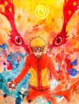 Power of the Kyuubi by mkmatsumoto