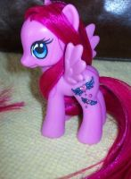 G4 Tattoo Inspired Heart Throb Custom Pony 2 by AdeCiroDesigns