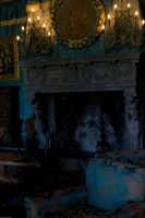 Room in Hearst Castle by pinguino